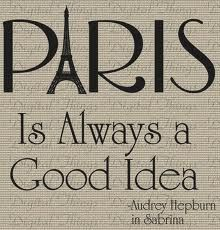 """""""America is my country and Paris is my hometown."""" Gertrude Stein....quote on quote!"""