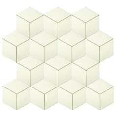 Merola Tile Concret Rombo Big Ben 8-3/4 in. x 8-3/4 in. Porcelain Floor and Wall Tile-FNU9CRBB at The Home Depot