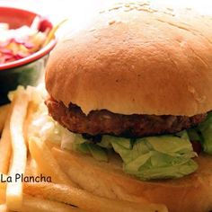 There is always time for #burgers #LaPlancha