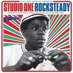 Studio One Rocksteady - Rocksteady, Soul and Early Reggae At Studio One Soul Jazz Records Soul Jazz, Dancehall Reggae, Reggae Music, Ska Music, Lp Vinyl, Vinyl Records, Alton Ellis, Joy In The Morning, Supernatural