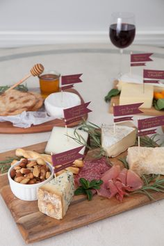 How-to: Build the Perfect Cheese Plate (Cheese Plate Diy)