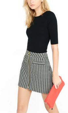 3779e6f5c9 Ribbed Elbow Sleeve Sweater Black Women s XS