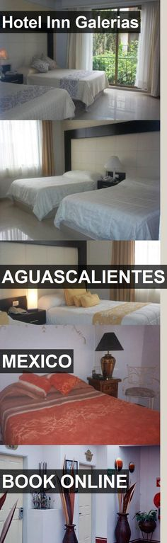 Hotel Hotel Inn Galerias in Aguascalientes, Mexico. For more information, photos, reviews and best prices please follow the link. #Mexico #Aguascalientes #hotel #travel #vacation