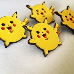 #Repost @sick_stickerz  Puffy Pikachu is available now and will make a great Xmas present!  They're selling like crazy so make sure you get your hands on one before they're all sold out.  Go now to the link in my bio now!  http://ift.tt/2hIAFt4  Material : Iron Size : 38.1mm Thickness: 1.5mm Plating : Black nickel Clutch: 2 Rubber Clutch (one black one yellow) $7.50free shipping (U.S only) #pin #pins #enamelpin #enamelpins #pincollection #pinaddict #streetart #popart #lapelpin #lapelpins…