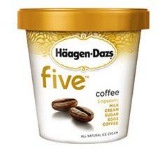 Häagen-Dazs® Five: Coffee