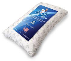 MyPillow Premium Series [Std/Queen, Extra Firm Fill] Available in 4 Loft Levels Best Bed Pillows, Best Pillow, Classic Pillows, Navy Blue Pillows, Comfortable Pillows, Foam Pillows, Quilt Sizes, Pillow Sale, Throw Pillow Cases