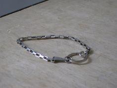 Dior homme silver bracelet