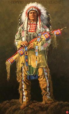 Ohitika - To Be Brave, Lakota by Krystii Melaine Oil ~ x Ohitika - To Be Brave, Lakota by Krystii Melaine Oil ~ 72 x 44 Native American Warrior, Native American Beauty, American Indian Art, Native American History, Native American Indians, American Symbols, American Women, Native American Paintings, Native American Pictures
