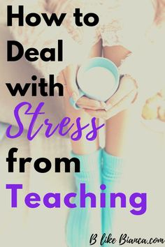 How to Stop the Madness of Teacher Burnout ~ B like Bianca Try these 11 self-care tips to assist with teacher stress and burnout, to recharge your batteries to make to summer break! Teaching Career, Teaching Strategies, Teaching Tips, Teaching Theatre, Teaching Math, Teacher Hacks, My Teacher, Teacher Morale, Teacher Survival