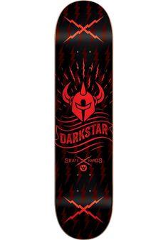 Darkstar Axis, Deck, black-red Titus Titus Skateshop #Deck #Skateboard #titus…