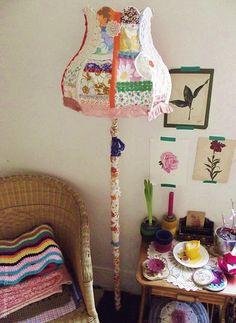 Lampadaire homemade | Flickr - Photo Sharing!