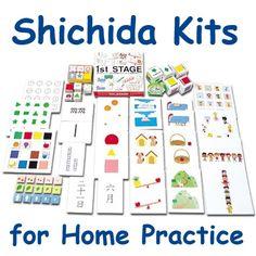Shichida Kits