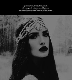"""vaesna: """" """" Slavic mythological figures [11/?] ↳ Preperuša , Perúnica, Perperuna , Diva Dodola """" A goddess from Slavic folklore. Slavs believed that when Perperuša milks her heavenly cows, the clouds,..."""