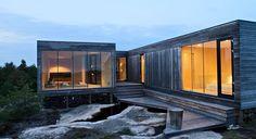 Summer House Hvaler, Reiulf Ramstad