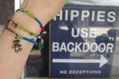 grateful dead festival bracelet