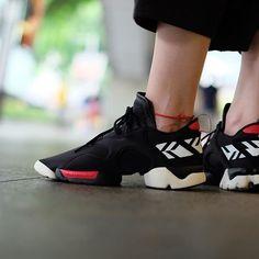 "Adidas x Yohji Yamamoto Y-3 KOHNA ""Black red"""