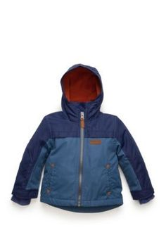 Carters Blue Two Tone Jacket