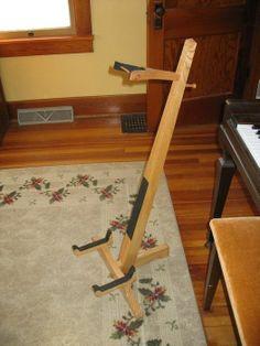 Build a Cello Stand | Cello Stand