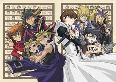 Tags: Anime, Fanart, Yu-Gi-Oh!, Yami Yugi, Kaiba Seto