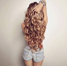 Seriously want my hair to be this long...hopefully by the time I'm done with school