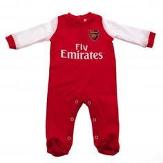 Arsenal F.C. Sleepsuit 12 18 mths RW Arsenal Merchandise 2eda16766