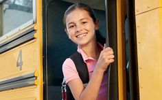When we put our precious children on a school bus, we expect that they will be well cared for during their trip to and from school. Unfortunately, accidents do happen, and one little girl endured a . Middle School, Back To School, School Bus Driver, Vintage Logo Design, Healthy Environment, Parent Resources, Healthy Kids, Stay Healthy, Kids And Parenting