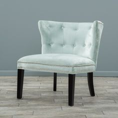 Christopher Knight Home Bridget Fabric Accent Chair - Overstock Shopping - Great Deals on Christopher Knight Home Living Room Chairs