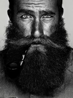 surfing-the-salt-life: Australian surfer Jimmy Niggles grew a handsome, rugged beard for a cause. After his pal discovered melanoma and passed only a few short months later, Niggles and his friends grew long beards to raise awareness, encourage people to get their skin checked regularly, and spread the word to use caution when spending time in the sun.