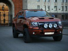 2007 – 2012 Chevy Avalanche Ram Air Hood|Cervini's