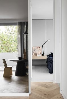 This premium South Yarra apartment by We Are Huntly, with a focus on detail and function, is the perfect inner-city haven for its beach-residing owners.