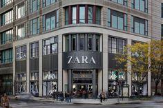 Store Opening Announcement: Zara New Store at Glendale Galleria | Interior Design Shop