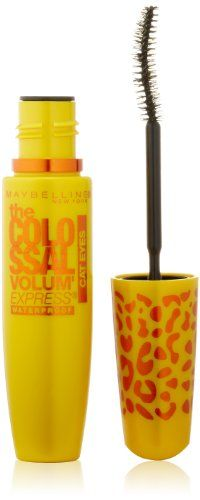 Maybelline New York Volume Express Colossal Cat Eyes Waterproof Mascara Glam Black 031 Fluid Ounce *** You can find more details by visiting the image link.
