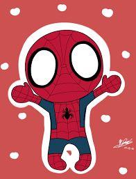 Resultado de imagen para ultimate spiderman chibi
