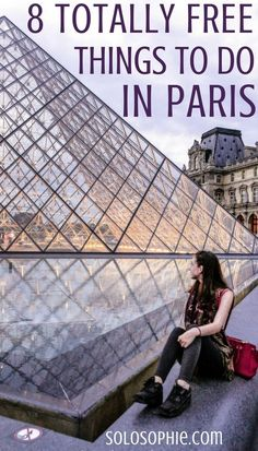 8 totally free things to do in Paris, France. Activities that won't break the bank on your trip to the french capital!