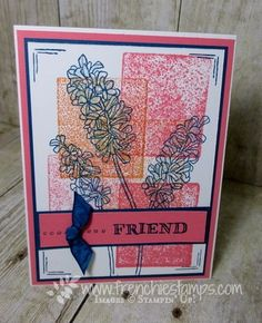 Stamp & Scrap with Frenchie: Color Challenge and Bonus Days