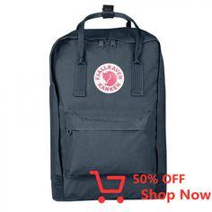 Shop your Kanken bag or backpack from the official Fjallraven online store. We have Kanken mini, re-Kanken and the original, iconic Kanken bag Mochila Kanken, Fjällräven Kanken, Laptop Rucksack, Laptop Bags, Computer Bags, Bugatti Veyron, Little Bag, Mini Backpack, Bermudas