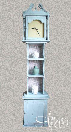 Sister-in-law repurposed this clock