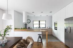 Descubra fotos de Cozinhas escandinavas por stabrawa.pl. Encontre em fotos as melhores ideias e inspirações para criar a sua casa perfeita.