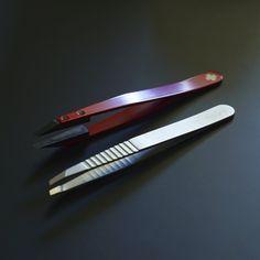 Professional cosmetic tweezers from Rubis Switzerland