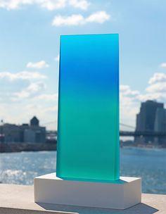 Light Sculptures by Eric Cahan | Inspiration Grid | Design Inspiration
