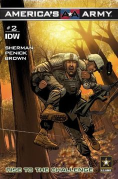 Check out America's Army #2: Rise to the Challenge on @comixology