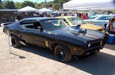 1973 Ford Falcon XB GT (Mad Max style)