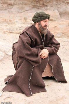 authentic bible clothing cloak