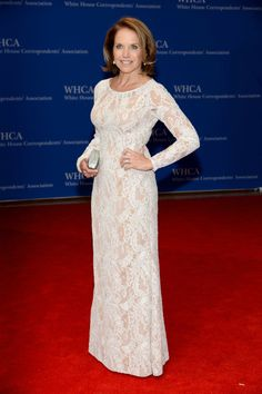 Katie Couric 2014 White House Correspondents' Dinner