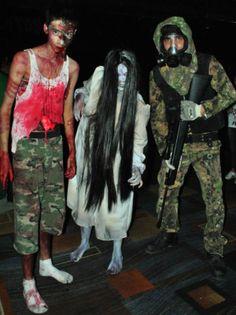 Disfraz de zombie: 7 ideas para un disfraz casero ...