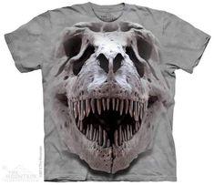 100/% Cotton Childrens Spring T-Shirt Mountain Warehouse Info Dino Kids Tee