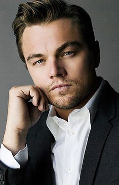 .LEONARDO DICAPRIO ~ FINALLY WON AN AWARD (WRITER'S CHOICE FOR 2013) FOR BEST ACTOR IN A COMEDY {HUH?}