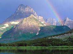 Rocky Mountain National Park | Paisaje canadiense 1600x1200 Paisajes / Montañas     Oh that is beautiful.