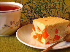 Десерт для худеющих! Тыквенно-творожный десерт.Kabak pastası