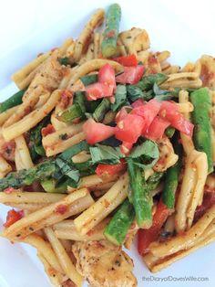 Easy Sundried Tomato Pesto Pasta Recipe